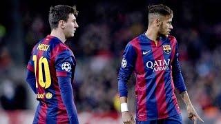 getlinkyoutube.com-Lionel Messi & Neymar Jr ● The Magnificent Duo