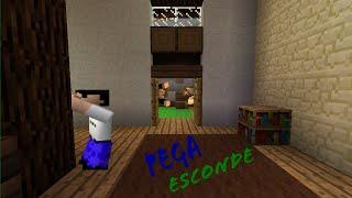 getlinkyoutube.com-Brincadeira do Pega-Esconde no Minecraft PE (Ft. JPedro)