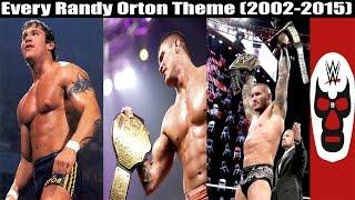 getlinkyoutube.com-Every Randy Orton Theme (2002-2015)