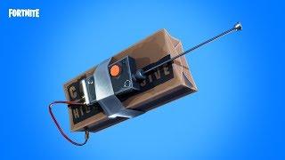 Fortnite - Remote Explosives Announce Trailer