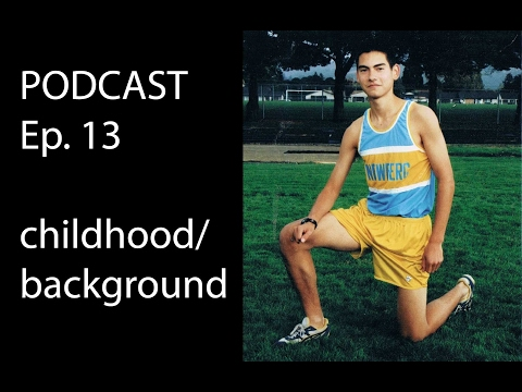 SAGE RUNNING PODCAST EP. 13: MY PERSONAL BACKGROUND