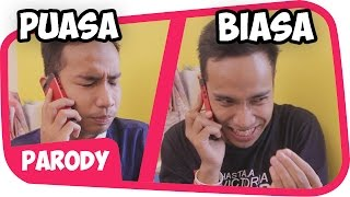 getlinkyoutube.com-Bulan PUASA vs Bulan BIASA