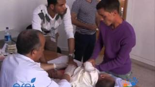 getlinkyoutube.com-Ecole efet Agadir organise la 7eme opération de circoncision 2013 مدرسة افيت تنظم الدورة 7 للإعدار