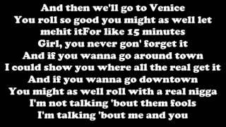 Snoop Dogg - California Roll Ft. Stevie Wonder [Pharrell Williams] {lytics}