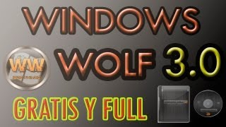 getlinkyoutube.com-Windows Wolf 3.0