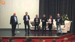 EFNS 2016 - Järnvägar i norr - Paneldiskussion