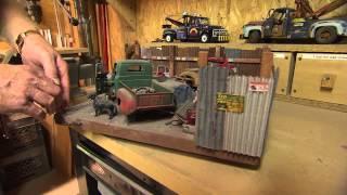 getlinkyoutube.com-Andy's Dioramas | Tennessee Crossroads