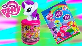 getlinkyoutube.com-My Little Pony Fashems Mystery Surprise Blind Bag MLP Opening Review Squishy Stretchy Cookieswirlc