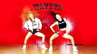 getlinkyoutube.com-Iggy Azalea Bounce - WAVEYA Choreography Ari