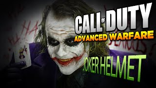 "getlinkyoutube.com-Advanced Warfare: ""JOKER HELMET"" - How to Unlock FASTEST WAY (CoD: AW Humiliation Challenges)"