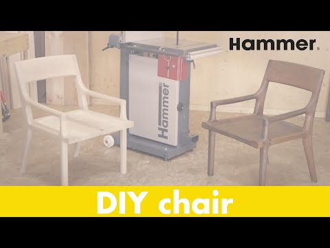 Building a chair with the N4400 Youtube Thumbnail