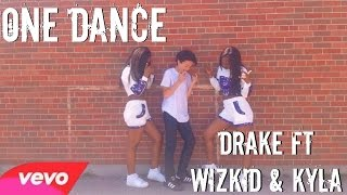 getlinkyoutube.com-ONE DANCE - Drake Ft Kyla & Wizkid (Alex Aiono Cover) Dance Cover Twin Version