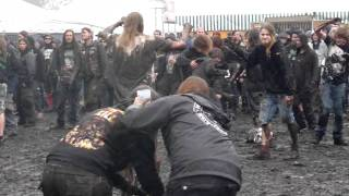 getlinkyoutube.com-Last Days Of Humanity - Live at Deathfeast open air 2011 (part 3 of 3)