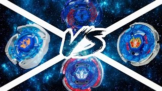 getlinkyoutube.com-PEGASUS MANIA! Beyblade: Pegasus vs Storm Pegasus vs Galaxy Pegasus vs Big Bang Pegasus