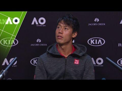 Kei Nishikori Pre-Tournament Press Conference | Australian Open 2017