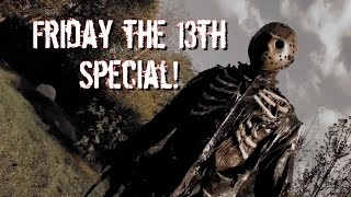 Friday The 13th Halloween Special!   Zombie Go Boom