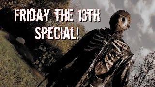 getlinkyoutube.com-Friday The 13th Halloween Special!   Zombie Go Boom