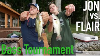 getlinkyoutube.com-1v1 Bass Fishing Tournament: Andrew Flair Vs. Jon B.