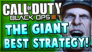 getlinkyoutube.com-Black Ops 3 Zombies - The Giant High Rounds SECRET STRATEGY! (BO3 Zombie Tips & Tricks)