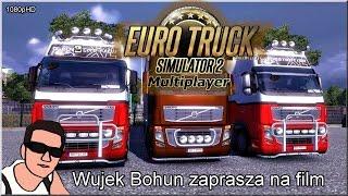 "getlinkyoutube.com-Euro Truck Simulator 2 [MP] - #127 ""Jazda na przełaj"""
