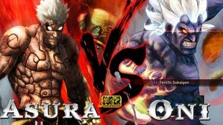 getlinkyoutube.com-Asura Vs. Akuma / Oni The Strongest vs The Angriest - Lost Episode 2