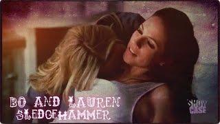 Bo and Lauren Sledgehammer
