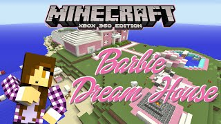 getlinkyoutube.com-Minecraft Xbox | Barbie Dream House - BARBIE WORLD TOUR [22]