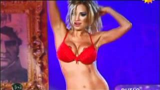 getlinkyoutube.com-Belen francese desnuda bailando stripdance.