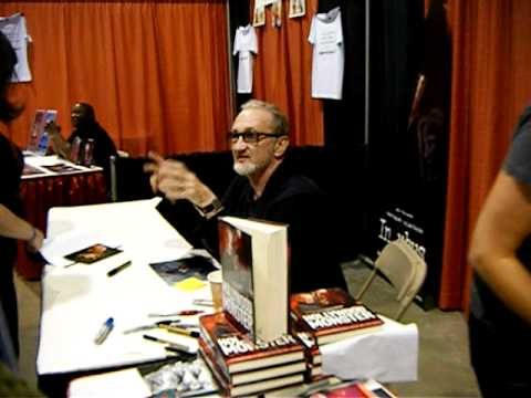 2011 ROCK & SHOCK HORROR CONVENTION - MEETING ROBERT ENGLUND (FREDDY KRUEGER)