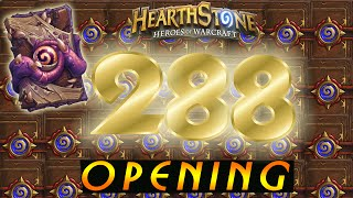 getlinkyoutube.com-Hearthstone: Открытие 288 Бустеров! BOOSTER PACK OPENING [Хартстоун]