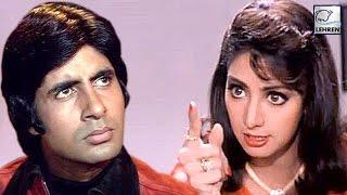 getlinkyoutube.com-When Sridevi REFUSED To Work With Amitabh Bachchan