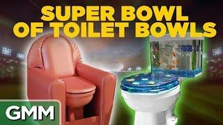 getlinkyoutube.com-Super Bowl of Toilet Bowls
