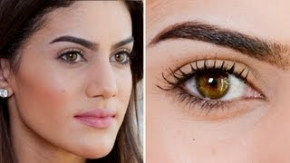 getlinkyoutube.com-Eyebrow Tutorial by Camila Coelho
