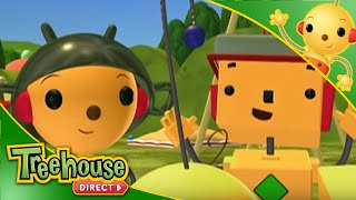 getlinkyoutube.com-Rolie Polie Olie - Soupy Zowie and Diaper Dyma-no / Magnetitus / A Little Wish - Ep.66