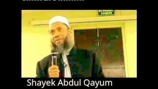 getlinkyoutube.com-Question answer session -Shayek Abdul Qayum প্রশ্নোউওর মাহফিল