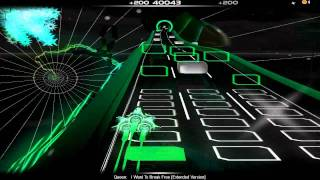 getlinkyoutube.com-I want to Break Free [Extended Version] - Queen Played in Audiosurf