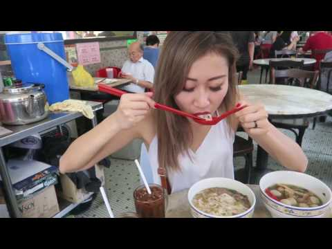 Things To Do and Eat in Kuala Lumpur, Malaysia!