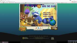 getlinkyoutube.com-how to get cupid wings in animal jam glossy or non glossy