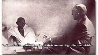 getlinkyoutube.com-Hitler And Mahatma Gandhi Talk