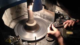 getlinkyoutube.com-Gemstone Lapidary (Cutting and Polishing) - by Gandhi Enterprises