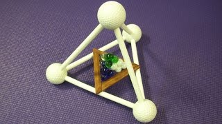 getlinkyoutube.com-Four-piece tetrahedral cannonball puzzle