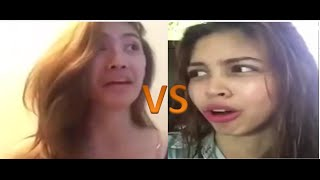 getlinkyoutube.com-Yaya DuB Vs Pastillas Girl Funny Video :D