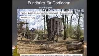 Lembeck - Fundbüro für Dorfideen - Auswertung Aktionstag StenenHues