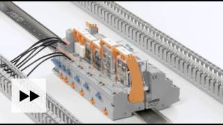 getlinkyoutube.com-RIFLINE Complete: Demonstration of easy relay wiring and accessories - Phoenix Contact