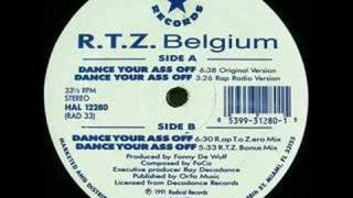 getlinkyoutube.com-R.T.Z Return to Zero - Dance Your Ass Off