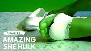 getlinkyoutube.com-AMAZING SHE HULK - EPISODE 25 - SEASON 1