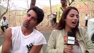 getlinkyoutube.com-Shravan and Kashmira aka Neil and Sam of Manmarziyaan talk about their BEAT THE HEAT MANTRA