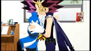 getlinkyoutube.com-[MMD] Yu-Gi-Oh's Dirty Little Secret