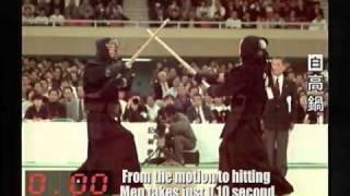 getlinkyoutube.com-Kendo in High Speed Camera(Slow Motion)