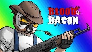 getlinkyoutube.com-Blood and Bacon - Origin Story of Wildcat
